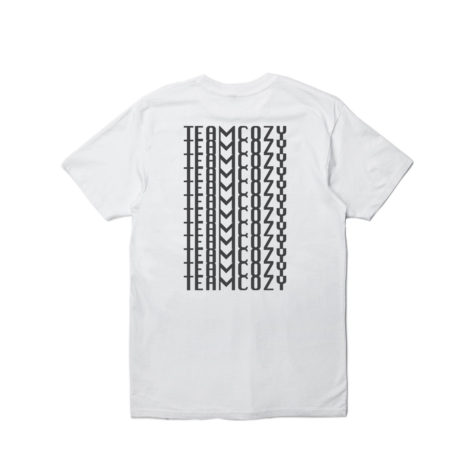 TC Repeat Tee - White