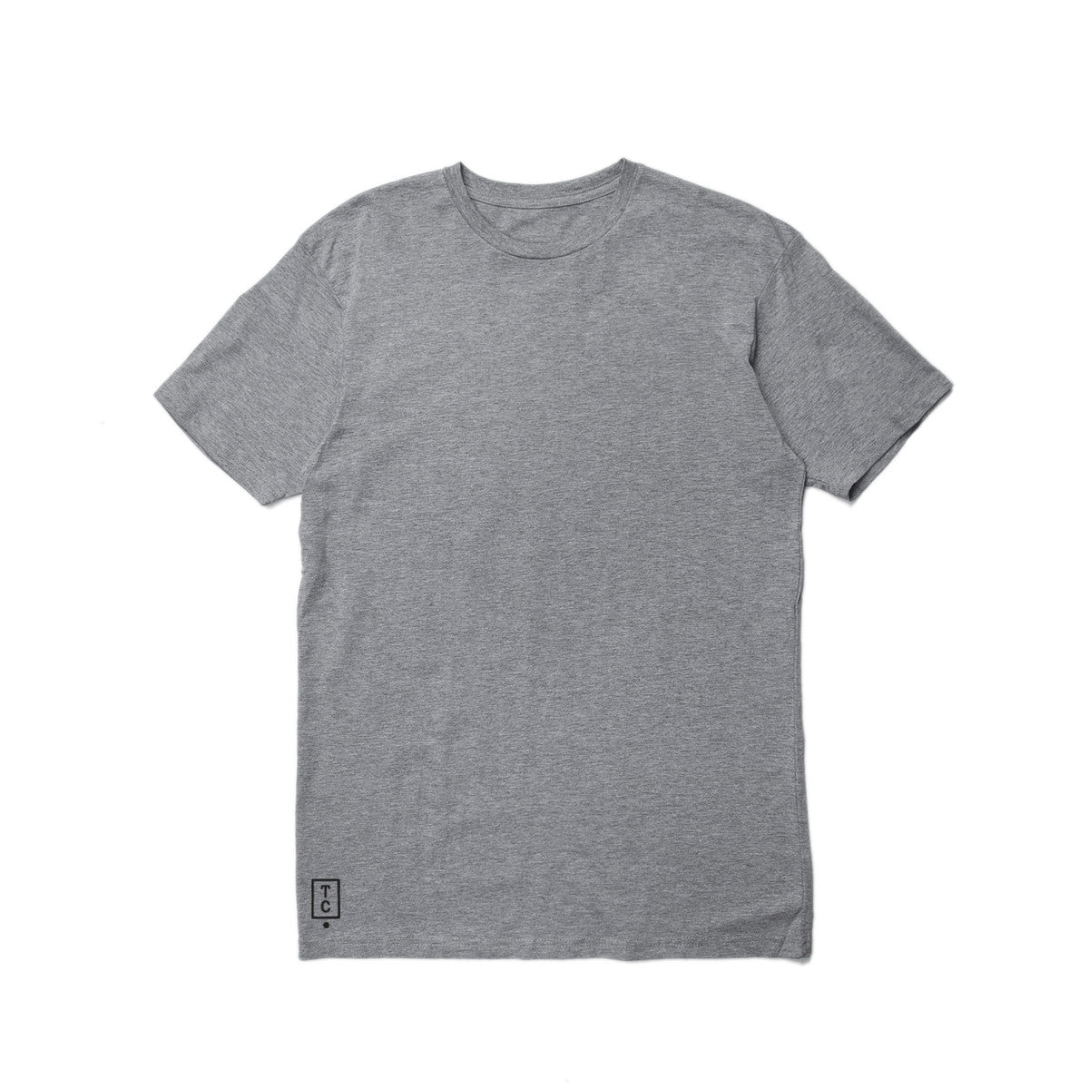 Cozy Box Tee - Heather