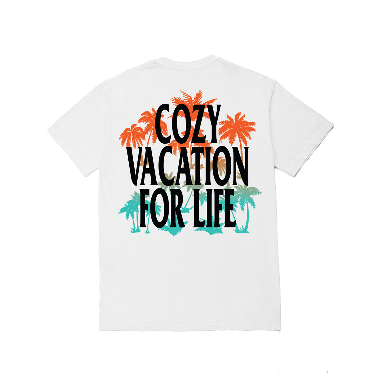 Vacation - White