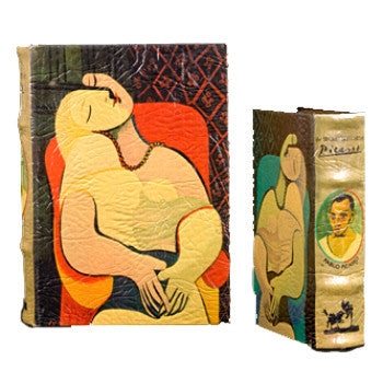 Small Picasso Book Box