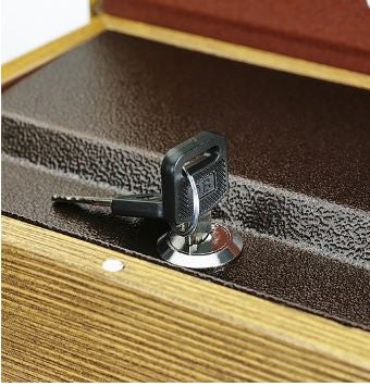 Beer Lovers Locked Book Safe Box