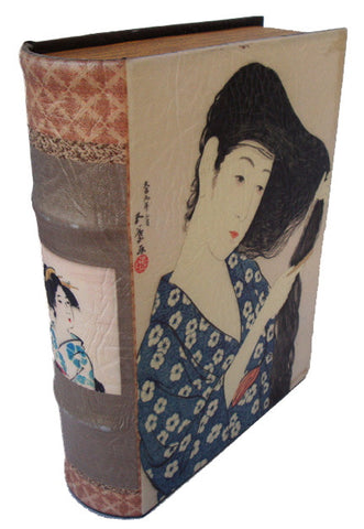 Small Geisha Book box