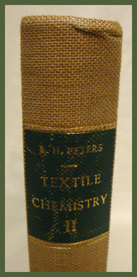"""Textile Chemistry II"" Real Book Secret Box"