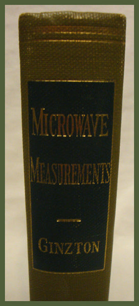 """Microwave Measurements"" Real Book Secret Box"