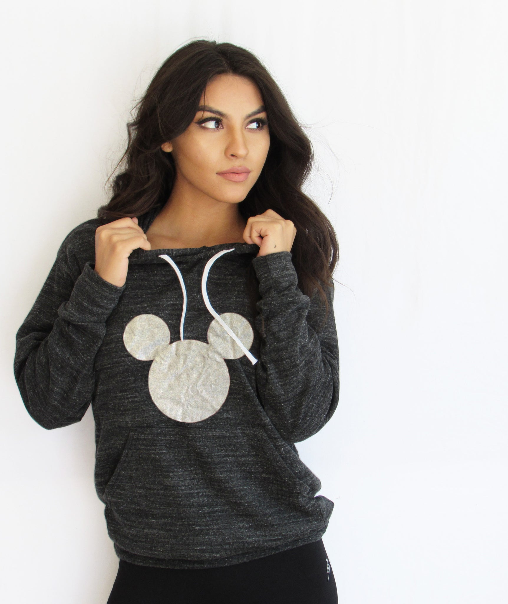 Disney's Mickey  Light Weight Hoodie made by Think Elite.