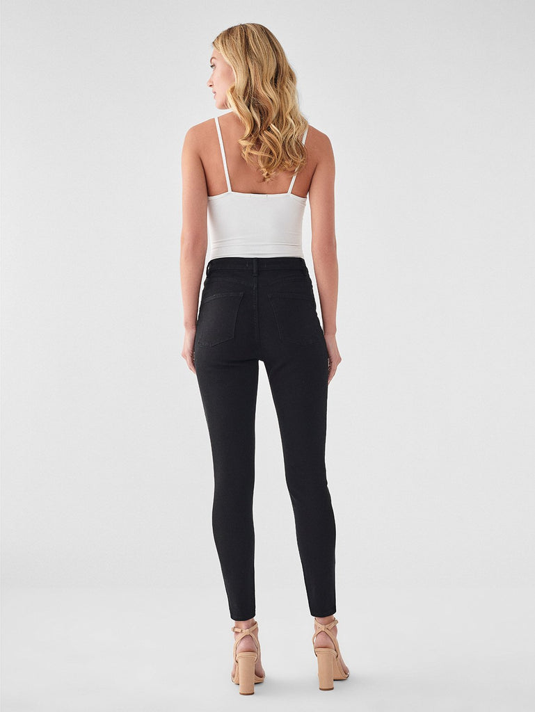 Chrissy Ultra High Rise Ankle Skinny