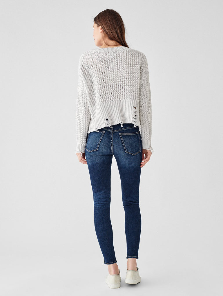 Florence Ankle Mid Rise Skinny (FINAL SALE)