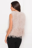 Warna Feather Vest