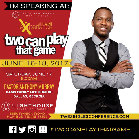 The Well Experience 2017: Anthony Murray (MP3)