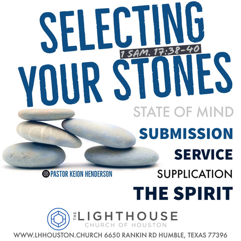 Selecting Your Stones (MP3)