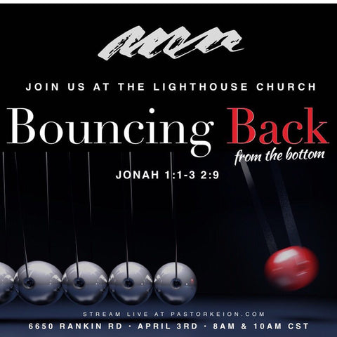 Bouncing Back from the Bottom (mp3)