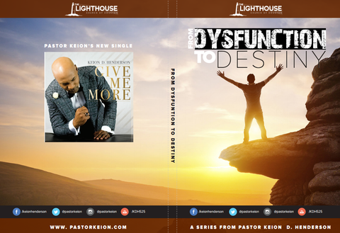 Dysfunction to Destiny Series (3 in 1 Bundle)