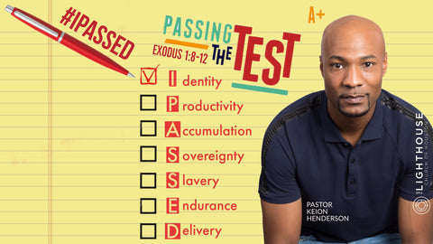 Passing The Test (MP3)