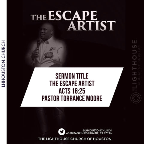 The Escape Artist (MP3 Download)