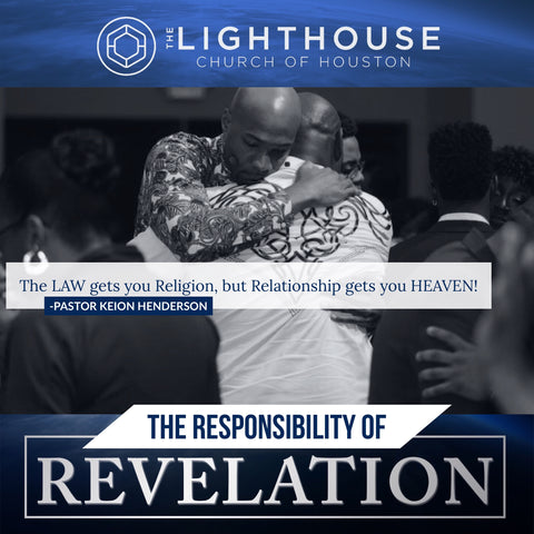 The Responsibility of Revelation #GetOut Series (MP3)