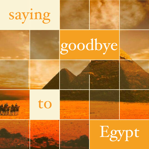 Goodbye Egypt  #GetOut Series (MP3)