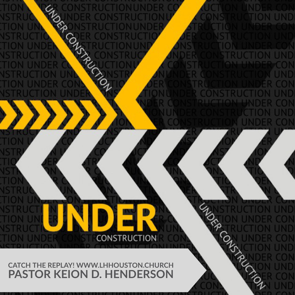 Let Me Tell You About Your Friends #UnderConstruction Series by Pastor  Keion Henderson (mp3)