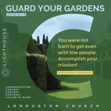Guard Your Gardens #FindingJesus Sermon Series | @PastorKeion Henderson  (mp3)