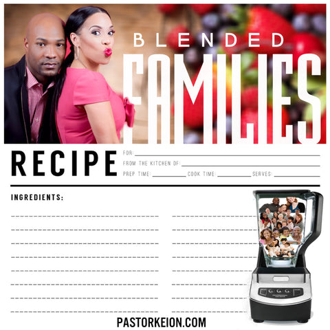 Recipe for a Blended Family #RatedF for Family (mp3)