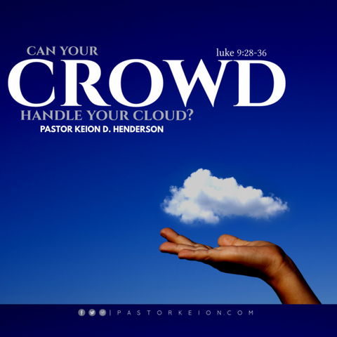 Can Your Crowd Handle Your Cloud? (mp3)