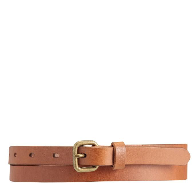 Only Lovers Left Belt Tan