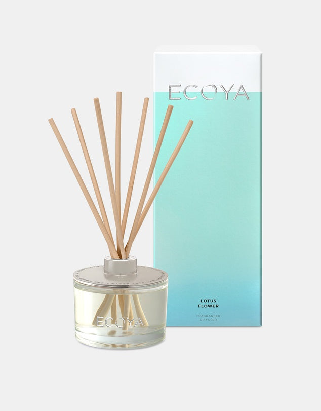 Lotus Flower Fragranced Diffuser, , Ecoya - Mika and Max