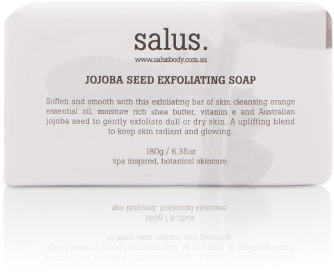 JOJOBA SEED EXFOLIATING SOAP, Soap, Salus - Mika and Max