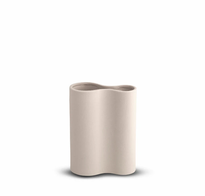 SMOOTH INFINITY VASE - NUDE (S)