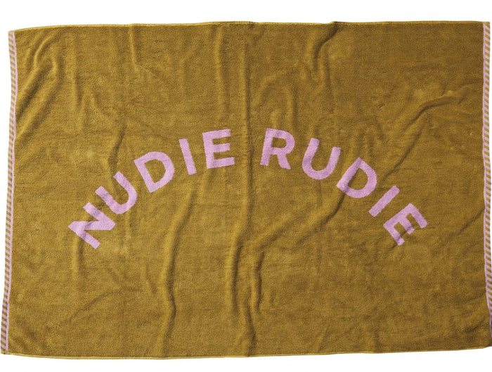 TAFFY NUDIE TOWEL - PEAR