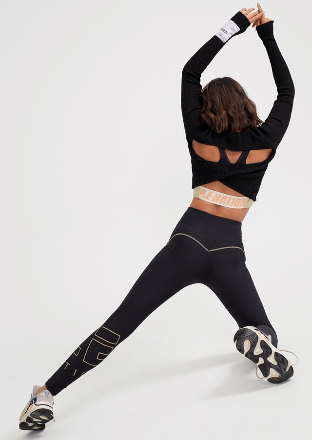 Point Race Legging