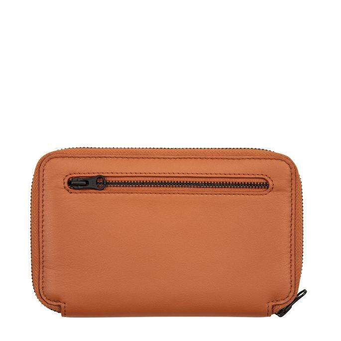 Von Travel Wallet Camel