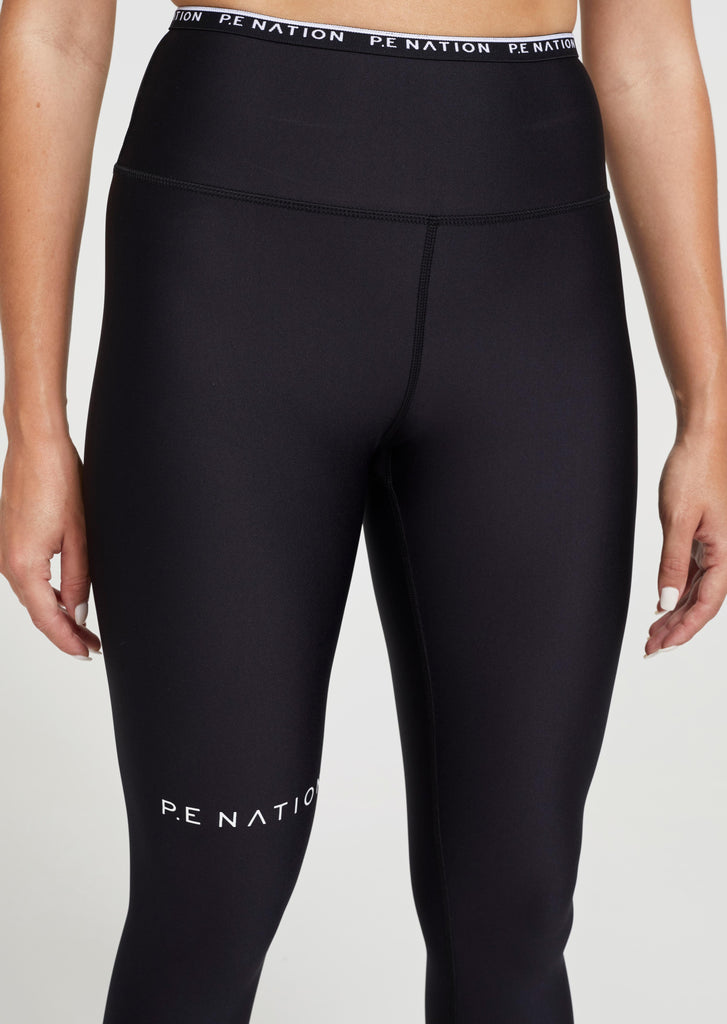 Power Play Legging Black, pe nation, Mika and max