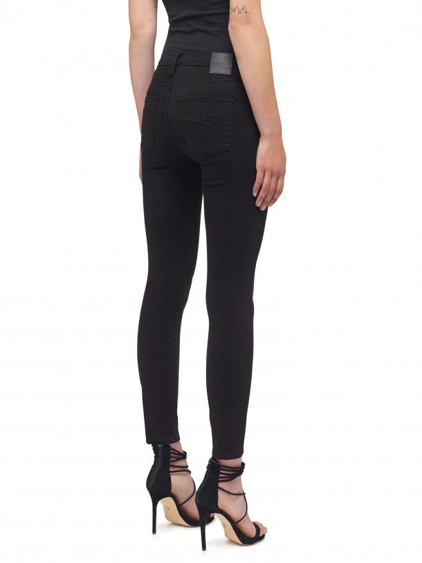 Cult Skinny Ankle Powerblack