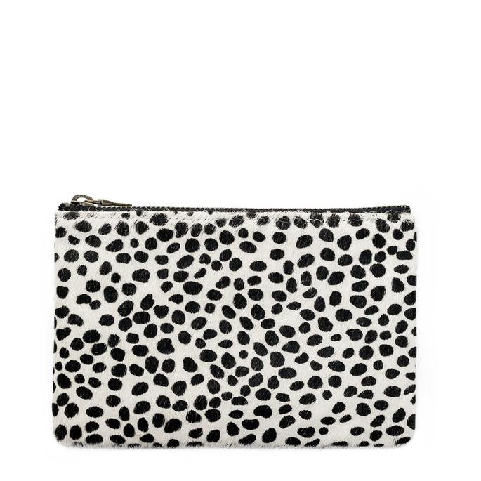 Maud Wallet Snow Cheetah, Wallet, Status Anxiety - Mika and Max