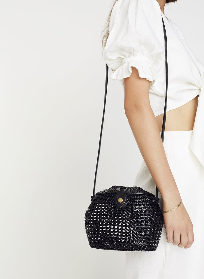 Paloma Shoulder Bag Black