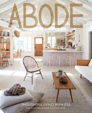 Abode, coffee table book, Mika and max