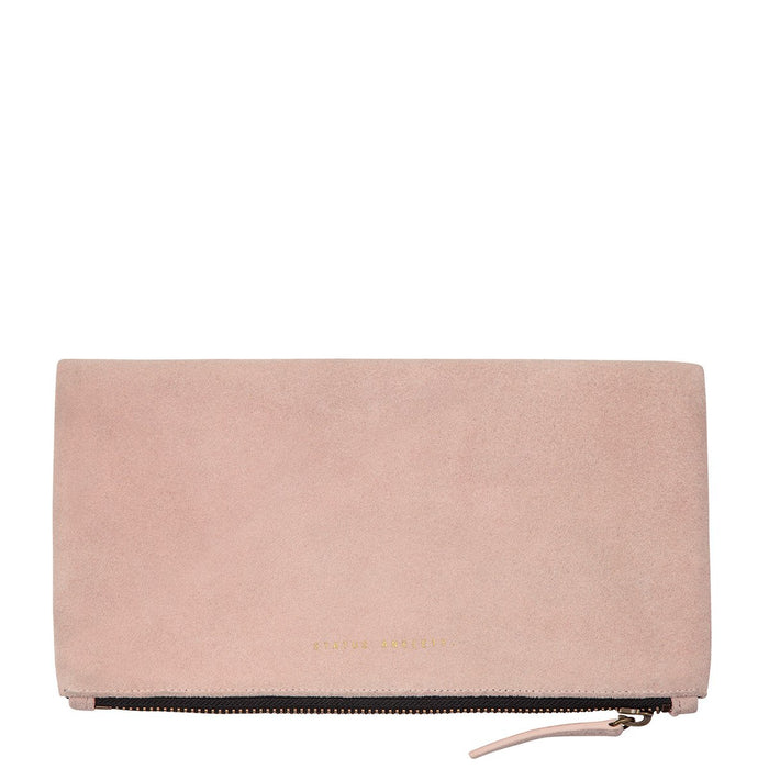 Feel The Night Clutch Dusty Pink, Bag, Status Anxiety - Mika and Max