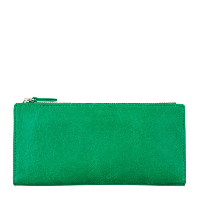 Dakota Wallet emerald, status anxiety