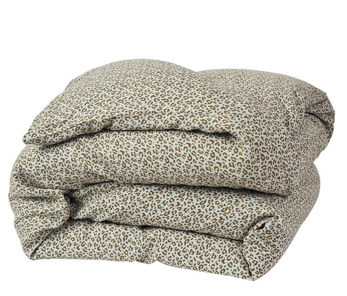 AJO LINEN QUILT COVER - SALTBUSH QUEEN, Homewares, Sage and Clare - Mika and Max