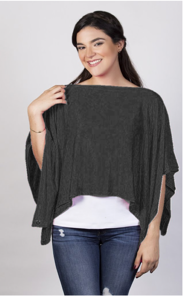 0d956bb6d MANTLE. Poncho de lactancia – Mascorazon