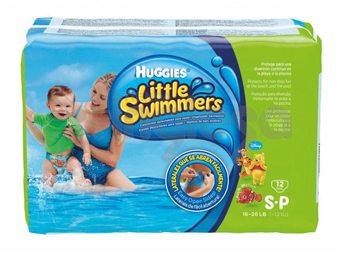 Pañal little swimmers