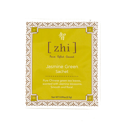 Jasmine Green - Overwrap Silky Single Sachets - NEW!