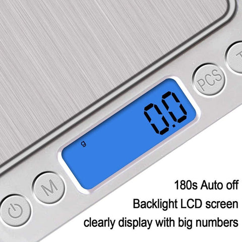 Digital USB Rechargeable Tea Scale - NEW!!