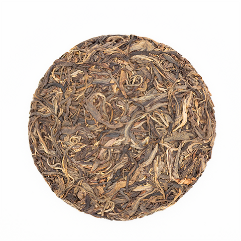Raw Puer: Yiwu Autumn 2014 - 200g Cake - LIMITED!!