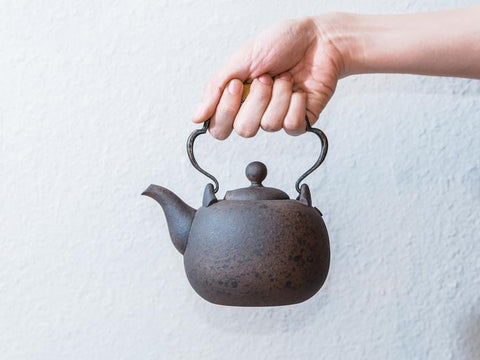 Tebí Tea Kettle - Charcoal - NEW!