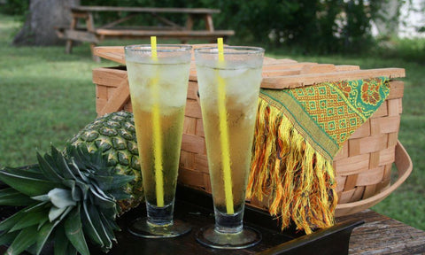 Tropical Green Iced Tea Kit