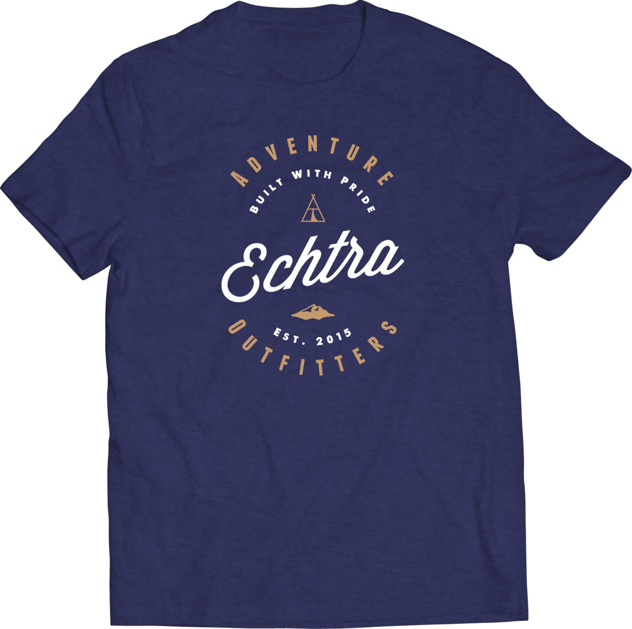 Built With Pride Tee - Echtra Outfitters  - 2