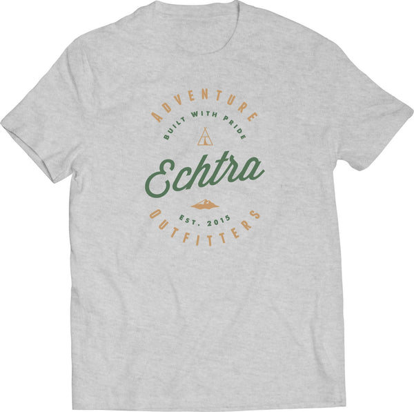 Built With Pride Tee - Echtra Outfitters  - 1