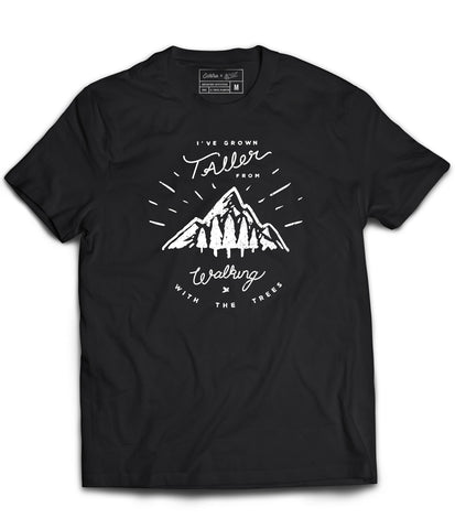 Walking With The Trees Tee - Echtra Outfitters  - 1