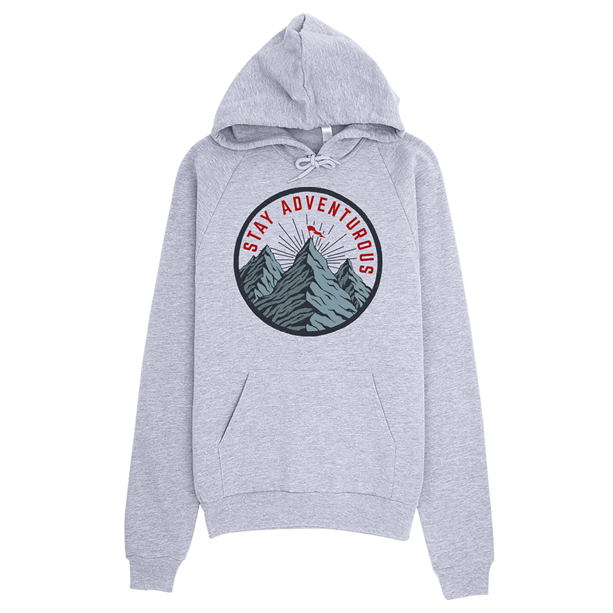 Stay Adventurous Hoodie - Echtra Outfitters  - 2
